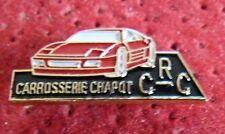 RARE PIN'S FERRARI 348 CARROSSERIE CHAPOT CRC