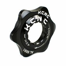 KCNC Disc Rotor CENTER-LOCK Adapter, Black