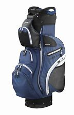 Big Max Cartbag - Dri Lite PRIME - wasserdicht - blue/black/white, Neuheit!