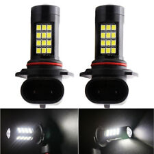 2Pcs 9006 HB4 LED Bulbs 2835 42smd w/ Projector Replacement Bulb Fog Lamp Lights