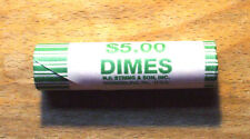 2006-P Uncirculated ROOSEVELT DIME ROLL - Hard To Find - Not Satin Finish