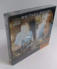 Britney Spears Work Bitch 24K Crystal China 3CD Boxset Sealed