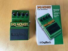 Digitech Bad Monkey Tube Overdrive Gitarren Verzerrer