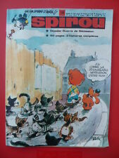 Journal SPIROU n° 1720 (56  pages) du 1er avril 1971 - COMPLET