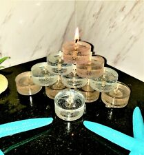 Gel Wax Tealight Set