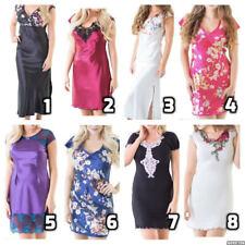 Moniq Lingerie Night Dress Floral Soft Nightwear Nightie Womens Ladies Nightie