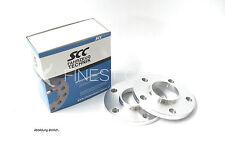SCC Spurverbreiterung Spurplatten 40mm (2x20mm) 5x112 NLB 66,6mm