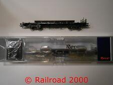 Roco 76195, Rungenwagen Set 2tlg., mit Beladung, ÖBB, NEU+OVP