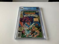 MARVEL PREMIERE 38 CGC 9.6 WHITE PAGES 1ST COMIC WEIRDWORLD MARVEL COMICS 1977