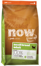 NOW FRESH SMALL BREED GRAIN FREE ADULT DOG FOOD 2.7KG