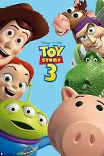 TOY STORY 3 FILMPOSTER CASTING 90x60