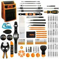 Screwdriver Set All in 1 with 50 Magnetic Precision Driver Bits, Repair Tool Kit