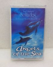 Dan Gibson's Solitudes: Angels of the Sea, Gordon Gibson--CASSETTE NEW & SEALED