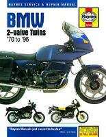 HAYNES SERVICE REPAIR MANUAL BMW R65LS 1979-88 R75 1970-77 R80/7 R80 1983-94