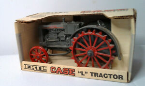 Vintage ERTL Case L Farm Toy Tractor 1/16th scale new in the box #450