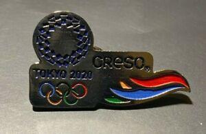 Tokyo 2020 Olympic Games Sponsor Pin Cresco