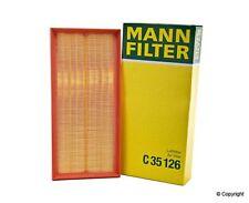 2 MANN Engine Dust Air Filter Set kit for Land LR4 Range Rover Range Rover Sport