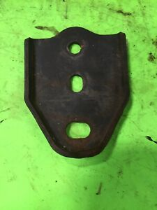 1973 KAWASAKI H1 500 H1D 18061-039 Right Muffler Bracket  Triplestuff