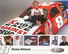 2000 Shawna Robinson K-Mart Ford Taurus ARCA postcard