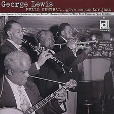 Hello Central...Give Me Doctor Jazz, LEWIS,GEORGE, , New