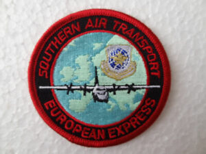 CIA  AIRLINE SOUTHERN AIR  Only 1 On eBay. TRANSPORT EUROPEAN EXPRESS