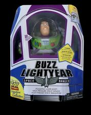 TOY STORY SIGNATURE COLLECTION BUZZ LIGHTYEAR MOVIE REPLICA ACTION FIGURE - NEW