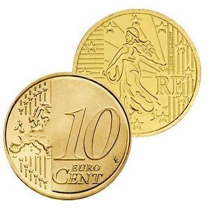 Ek // 10 Cent France : Sélectionnez une pièce nueve
