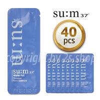 [SU:M37]  Water-full Timeless Pore Essence 1ml x 40pcs Moisturizers SUM37