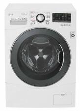 LG WD1411SBW 11 kg Standard Front Load Washing Machine - White