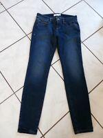 Vineyard Vines Womens Skinny Sandblasted Jeans Medium Wash Size 4 A426