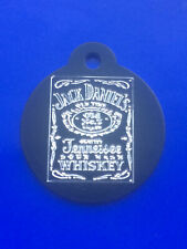 Jack Daniels Pet Dog ID Tag with Free Computerised Engraving