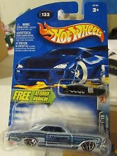 Hot Wheels 1964 Buick Riviera #133 Pride Rides w/Atomix Tank