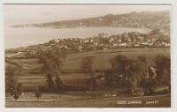 Dorset postcard - Swanage - General View - RP - P/U 1947