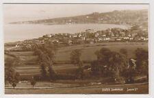Dorset postcard - Swanage - General View P/U 1947 (A586)