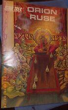 FASA 1984 Orion Ruse Star Trek Intelligence Sourcebook Game Manual No. 2208