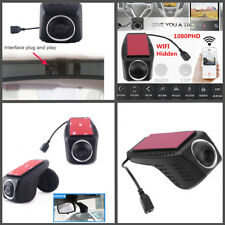 Hidden WiFi 1080P Car DVR Camera Video Recorder Night Vision Dash Cam