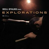 Evans- Bill Trio	Explorations (New Vinyl)