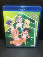 Softenni: The Complete Collection (Blu-ray Disc, 2016, 2-Disc Set) Anime Series