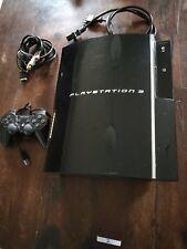 Playstation 3 Ps3 60 GB + Joypad + Hdmi Vers 4.76 CECHC04 NOYLOD