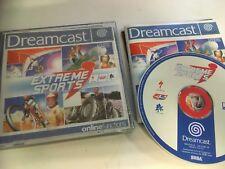 * Sega Dreamcast Game * SEGA EXTREME SPORTS