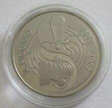 Schweiz 5 Franken 1984 Auguste Piccard