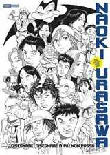 Naoki Urasawa - Official Guide Book - Ristampa - Planet Manga - ITALIANO NUOVO