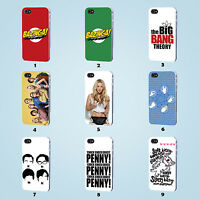 THE BIG BANG THEORY CASE iPhone 6 6S Plus 5S 5C 4 4S Samsung Galaxy Edge Note