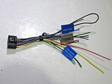 s l225 kenwood car audio and video wire harness ebay kenwood dnx571hd wiring harness at gsmportal.co