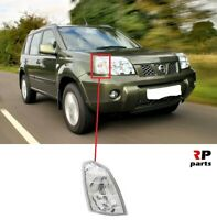FOR NISSAN X-TRAIL 01-03 FRONT FENDER INDICATOR LIGHT LAMP WHITE RIGHT O/S