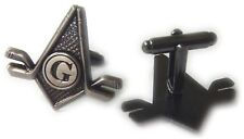 Compass Freemason Cufflinks Cuff Link Masonic Hockey Nhl York Scottish Rite