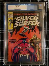 Silver Surfer # 6 - CGC 8.5