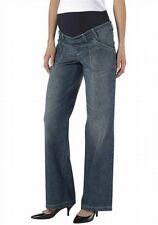 9monate Umstands Jeans Hose weite Jeanshose Stretch darkblue Langgr 80/40 490410