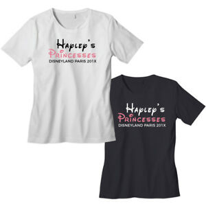 Disney Iron-On T-Shirt Vinyl Transfer Personalised Hen Party Stickers Glitter
