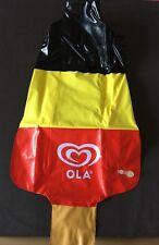 Diable rouge glace gonflable  ( Belgique ) Ola